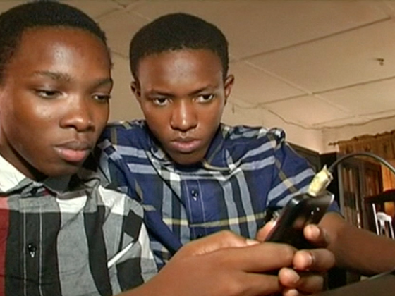 Nigerian Brothers 13 and 15 Builds Mobile Browser That They Say is Faster than Google Chrome