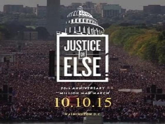 The Million Man March Reaches A Milestone Anniversary