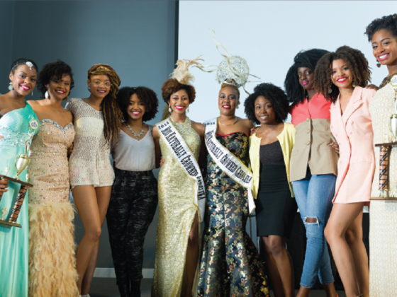 MISS NATURALLY CROWNED CAROLINA PAGEANT CELEBRATES BOTH NATURAL HAIR AND BLACK FEMALE ENTREPRENEURS