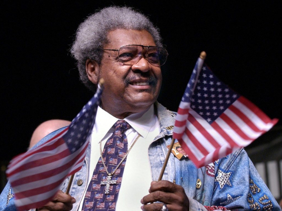 Don King has last word on Priebus