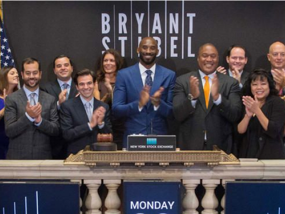 Kobe Bryant Launches $100 Million Venture Capital Fund