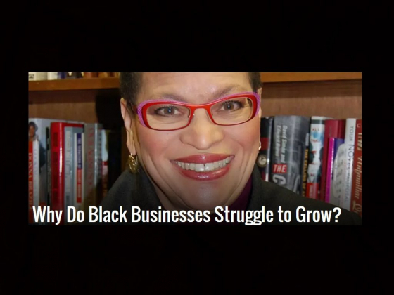 Why Do Black Businesses Struggle?