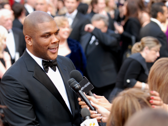 Tyler Perry Holding Casting Auditions and Hiring Talent to Work at His Studio