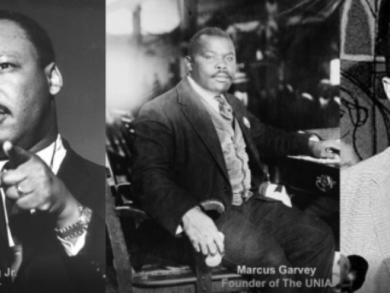 Marcus Garvey: 'Up You Mighty Race!'