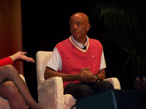 Russell Simmons Aiding Digital Diversity
