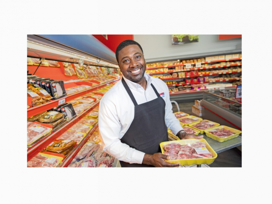 The Newest Black-Owned Grocery Store on the Block -- Owned By a Former NFL Player