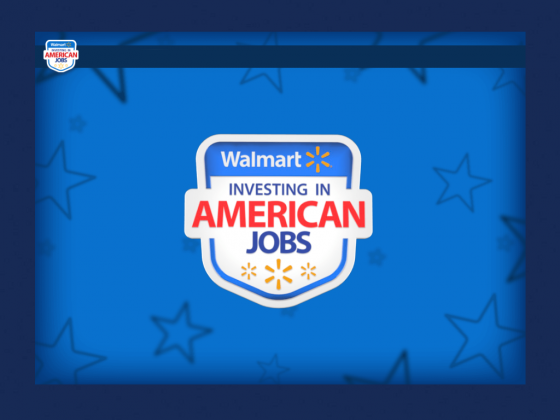 Walmart has Pledged to Purchase $250 Billion in Products!