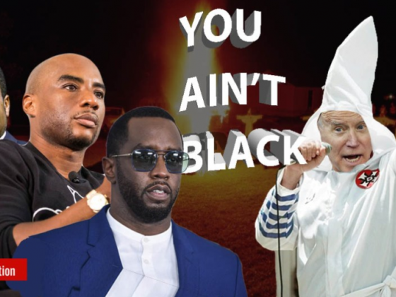 ICE CUBE JOINS CHARLAMAGNE, DIDDY 'LET'S HOLD THE BLACK VOTE HOSTAGE UNTIL..